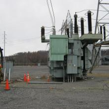 Substation Vac Work